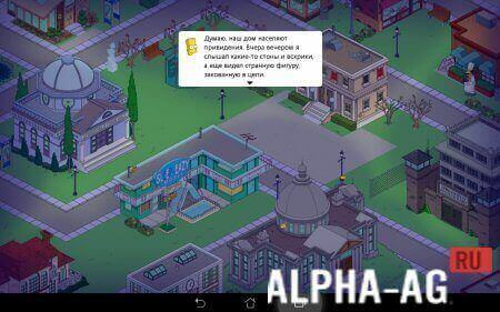 ���������� The Simpsons Tapped Out