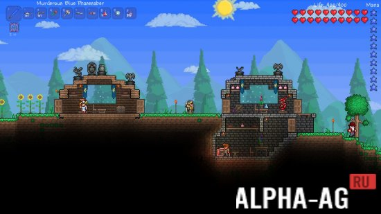Terraria full apk free download.
