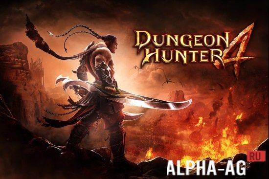 Скриншот Dungeon Hunter 4 №1