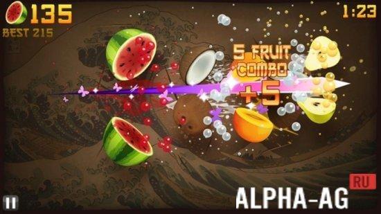 скачать игру на планшет резать фрукты - фото 6