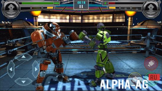 Скриншот Real Steel Champions №2