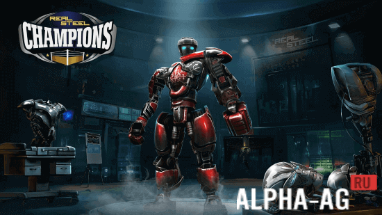 Скриншот Real Steel Champions №1