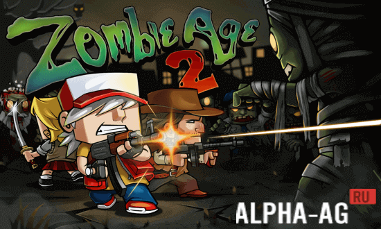 Zombie age 2 (зомби эйдж): скачать взломанную игру на андроид.