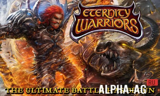 Скриншот Eternity Warriors №1