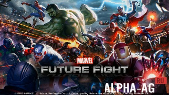 Скачать взломанную marvel future fight на деньги и кристаллы.