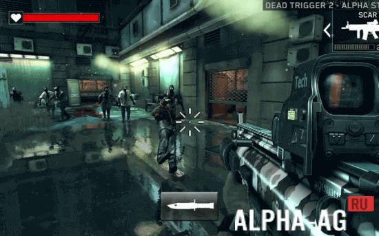 скачать игру Dead Trigger 2 на андроид - фото 2