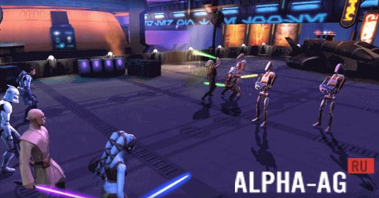 Star Wars: Galaxy of Heroes Скриншот №2