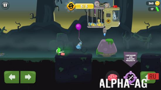 Скриншот Zombie Catchers №2