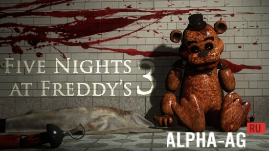 Five nights at freddy's 3 iphone game free. Download ipa for.