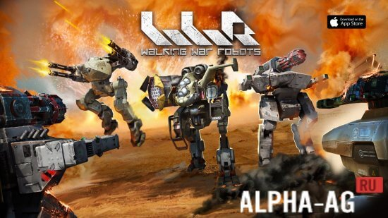 Скачать war robots 4. 7. 1 для android, iphone / ipad, ipad.