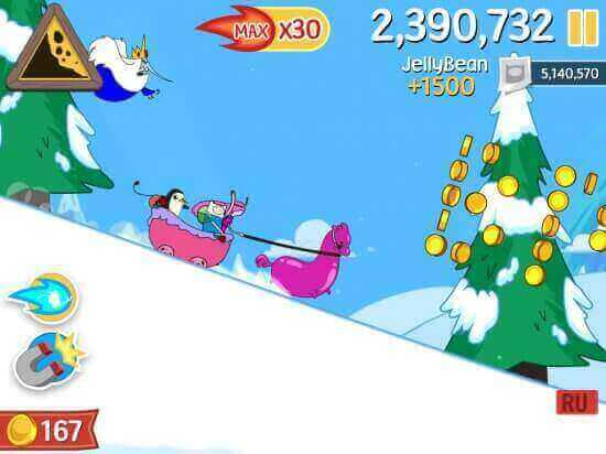 ski safari apk adventure time