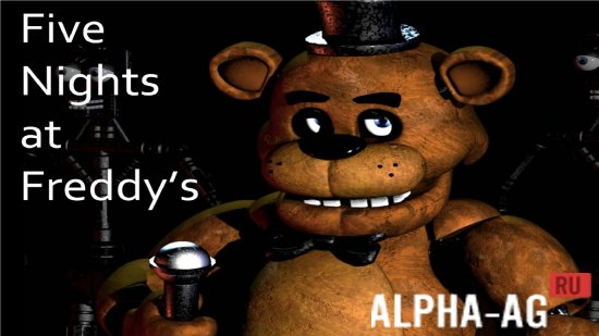 Скриншот Five Nights at Freddy's 1 №1