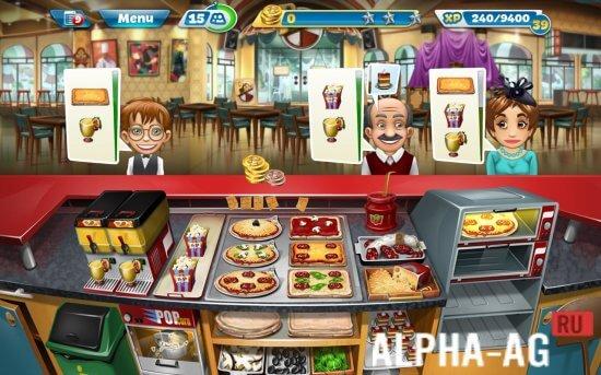скачать игру на телефон кухонная лихорадка - фото 4