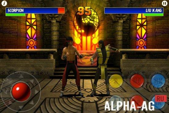 Mortal kombat 3 ultimate игра на android youtube.