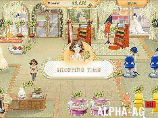 скачать бесплатно игру свадебный салон на андроид