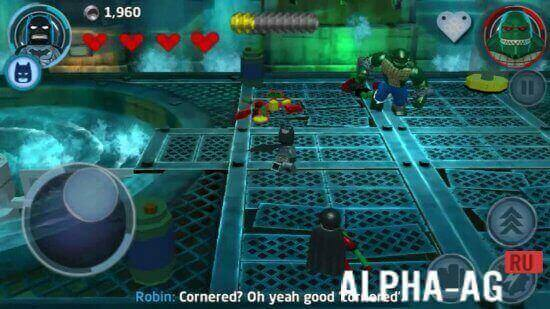 Игра лего бэтмен скачать на андроид