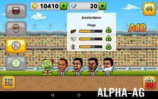 Puppet soccer champions скачать взломанную игру на андроид. a512fe8c8eb