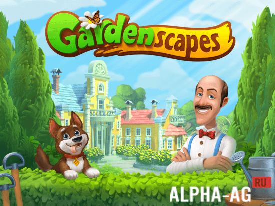 gardenscapes взлом на звезды скачать
