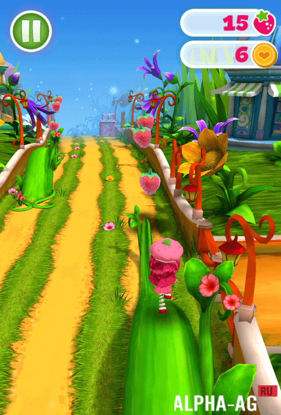 Раскраска черничка принцесса | раскраски шарлотта земляничка.
