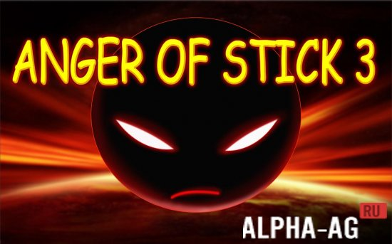 Скриншот Anger of Stick 3 №1