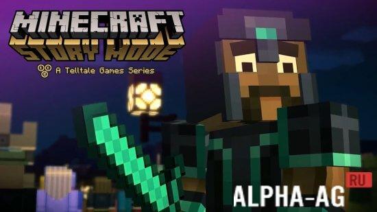 Скачать minecraft: story mode на русском (все эпизоды) для android.
