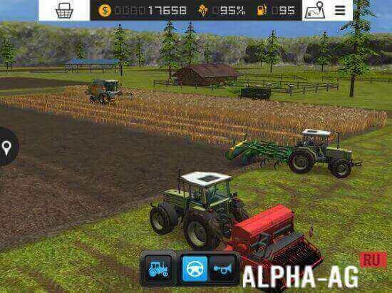 скачать ферму симулятор 2017 на андроид