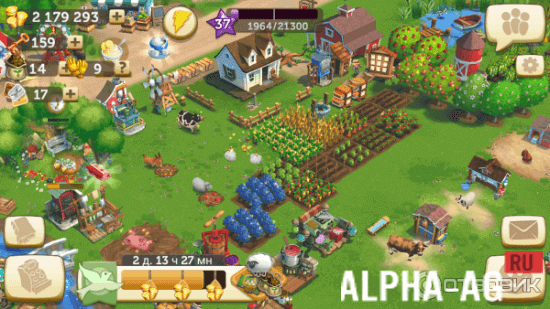 взломанная версия игры ферма
