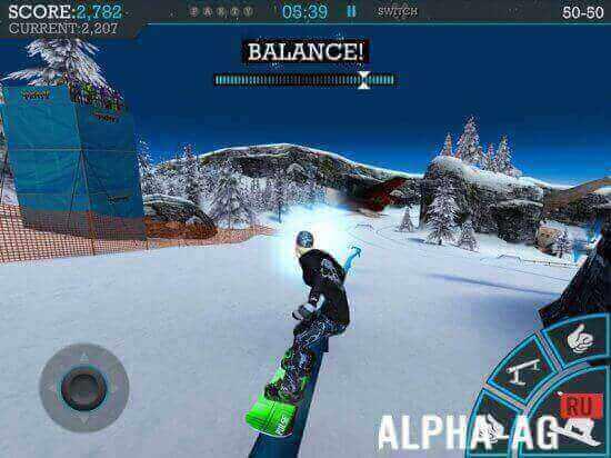 скачать snowboard party полная версия