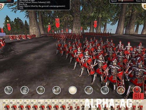 Скачать игру на андроид rome total war 2