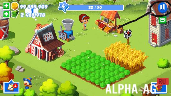 Скачать green farm 3 на android.