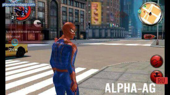 скачать игру человек паук на андроид бесплатно на русском - фото 11