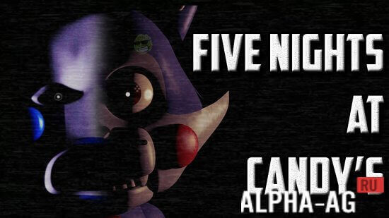 Скачать на андроид five nights at candy's 2.