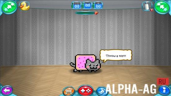Игра на андроид нян кэт скачать