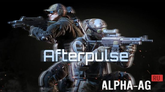 Скриншот Afterpulse №1