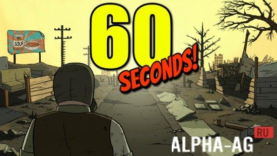Скачать 60 seconds! V1. 305 торрент на русском.