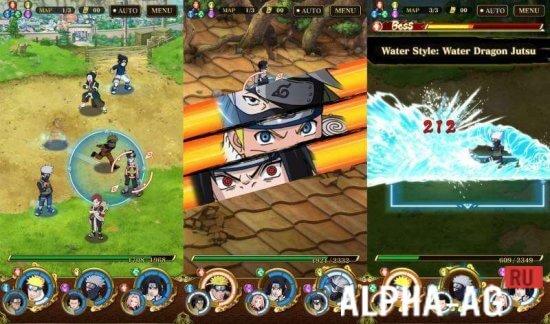 Скриншот NARUTO SHIPPUDEN: Ultimate Ninja Blazing №2