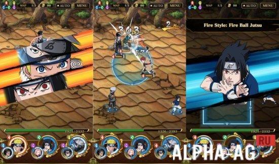 Скриншот NARUTO SHIPPUDEN: Ultimate Ninja Blazing №4
