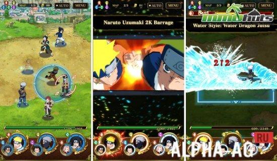 Скриншот NARUTO SHIPPUDEN: Ultimate Ninja Blazing №3