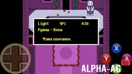 андертейл играть на русском бесплатно полная версия