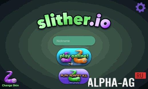 Slitherio (слизарио) скачать игру на андроид бесплатно.