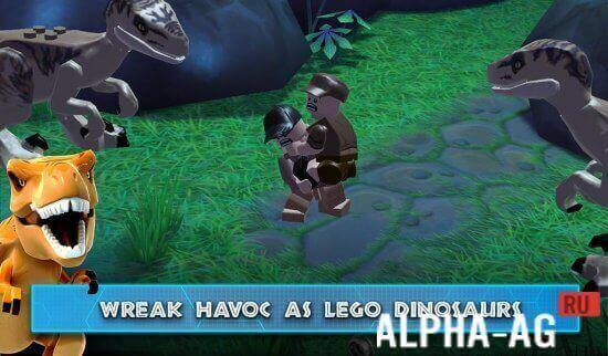 LEGO Jurassic World Download PC - Only Full Games Download