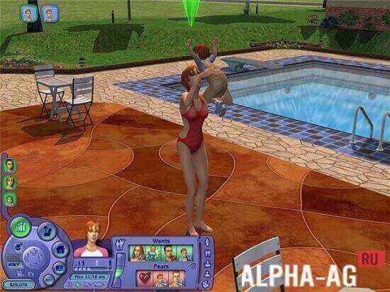 the sims 2 Скриншот №4