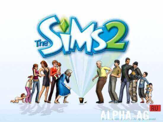 the sims 2 Скриншот №1