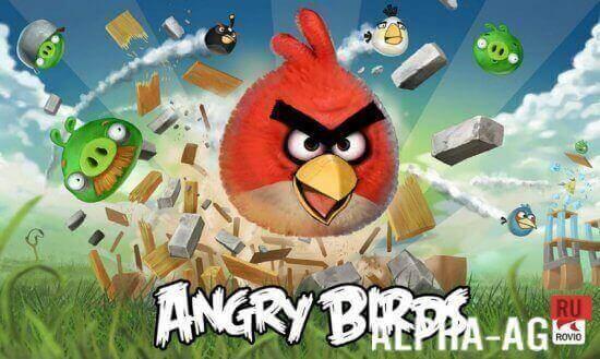 Angry birds space для android (энгри бердс злые птицы в космосе.