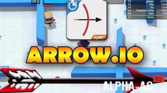 Arrow.io Скриншот №1