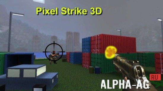 pixel strike 3d pc