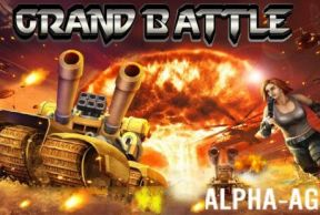 Grand Battle - MMO Strategy: War